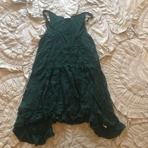 Free People Voile and Lace Trapeze Slip sz XS